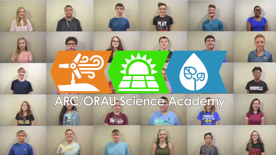 See what the Summer Science Academy is all about!